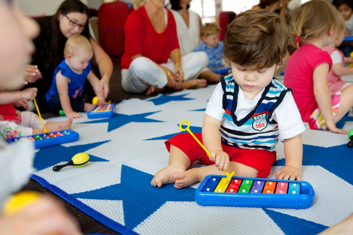 bluebell Early Childhood Music Engagement