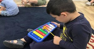 36854042_2209872245902984_2892756045468270592_n-300x201 How music lessons can improve your child's fine motor skills