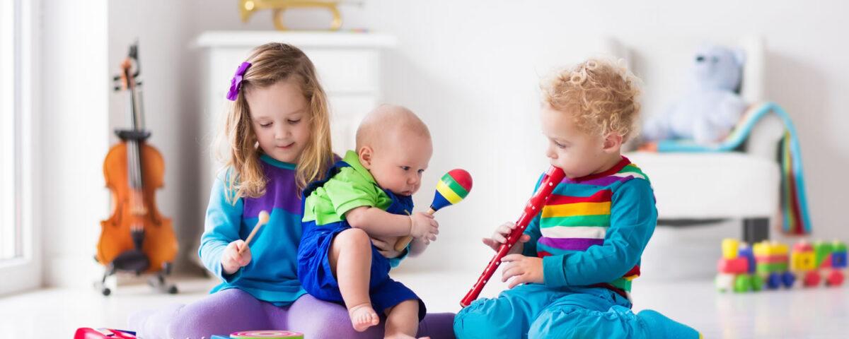 Developing Social Skills through Music