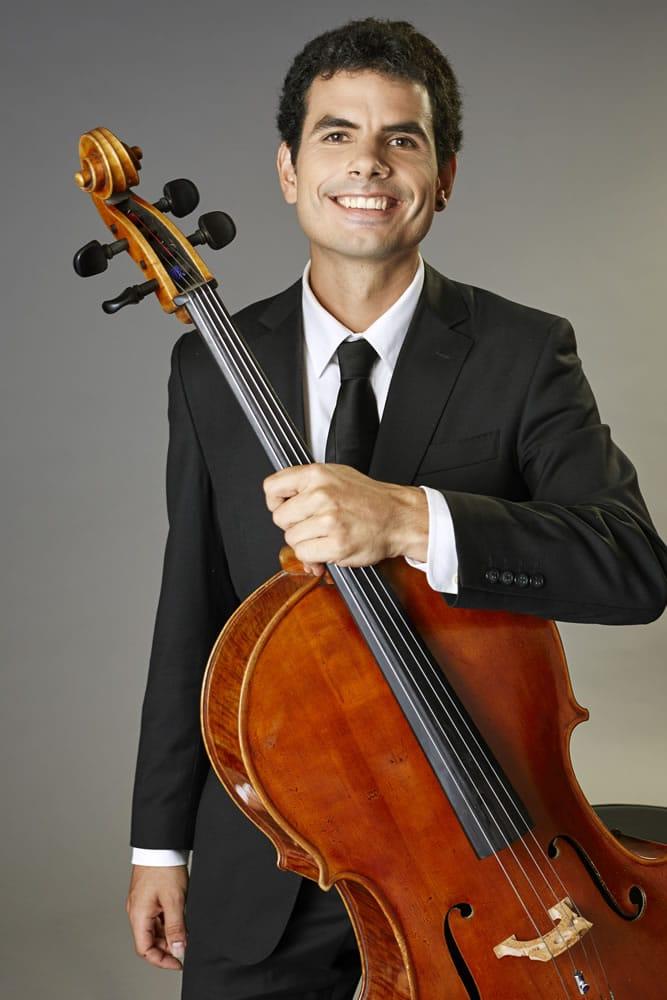 Ruben Palma - Cello & Guitar Teacher