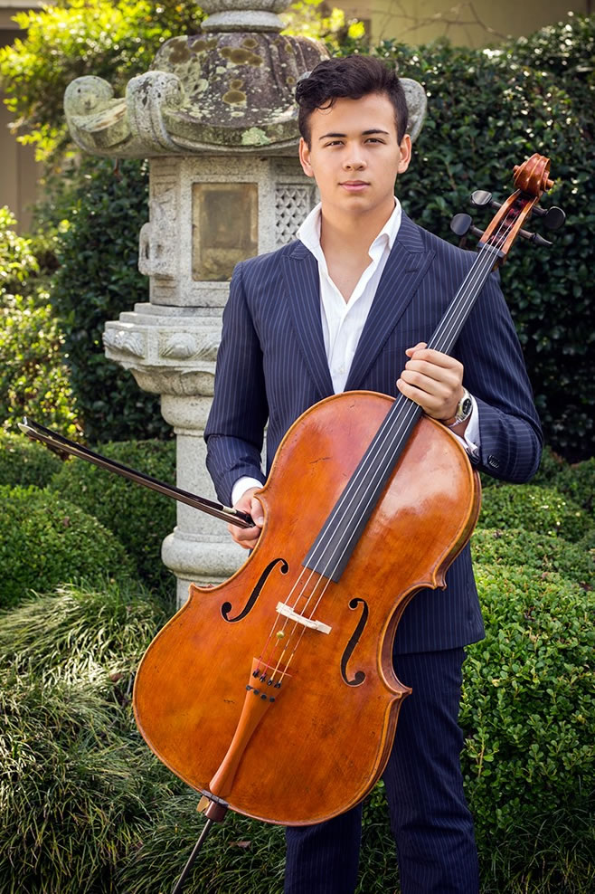 Sebastian Hibbard Cello Teacher in Sydney's Inner West